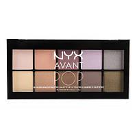 NYX APSP 03 Avant Pop! Shadow Palettes Nouveau Chic - Палетка теней