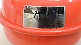 Бак расширительный Zilmet 4л -1G для систем отопления, фото 2