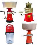 Разница между пластмассовыми, металлическими, ручными и электрическими сепараторами
