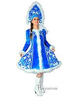 Женский костюм Снегурочка