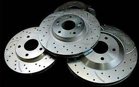 Тормозные диски и барабаны ВАЗ 2110-2112