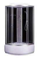 Гидробокс Serena FS-9900 90x90x215 переднее стекло прозрачное