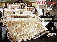 Постельное белье сатин жаккард Tiare Вилюта. VSJT 1612