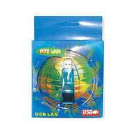 USB  сетевая карта FY1026  SR9200 USB LAN Card1.1