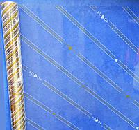 """Пленка с рисунком """"Диагональ"""" (60 см; 400 г)"""