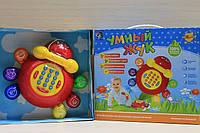 Музыкальный жук на батарейках в коробке, развивающие игрушки для малышей