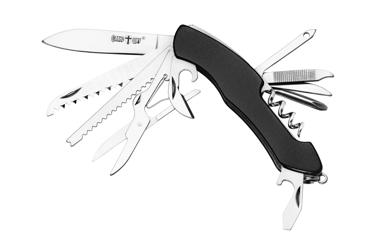 Нож многофункциональный 62013