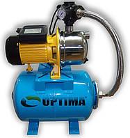 Насосная Станция Optima JET 150S-24 1,3 кВт для Скважины и Колодца Оптима