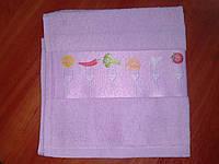 Кухонное махровое полотенце Вилки 40Х60 380