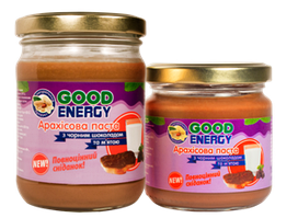 Арахисовая паста (арахисовое масло) с черным шоколадом и мятой 250г