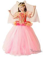 Детский костюм для девочки Сказочная фея с фижмами