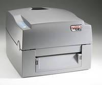 Godex EZ-1100+ / 1200+ / 1300+ — принтер этикеток (штрихкодов) настольный термо / термотрансферный, фото 1