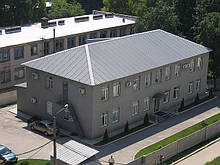 Капитальный ремонт здания Днепропетровск