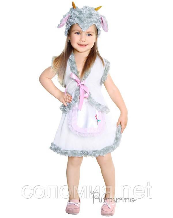 Детский костюм для девочки Овечка