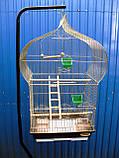 Клетка для птиц 46,5*36*88см, фото 3