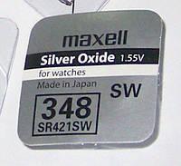 Час. бат. MAXELL SR421SW