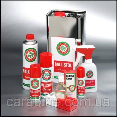 История оружейного масла балистол «Ballistol-Klever»