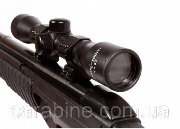 Как выбрать оптический прицел и его крепление на пневматическую винтовку.