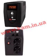 Источник бесперебойного питания CyberPower VALUE SOHO 600VA (Value600ELCD)