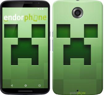 "Чехол на Microsoft Lumia 950 Dual Sim Minecraft 2 ""774u-294"""