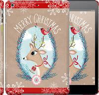 "Чехол на iPad 5 (Air) Christmas ""3290c-26"""