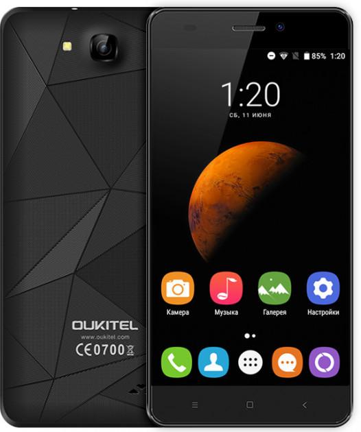 Oukitel C3 Black