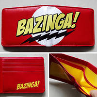 Кошелек Теория Большого Взрыва  Bazinga