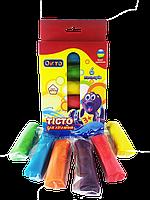 Набор для лепки Ассорти 6 цветов ОКТО