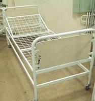 Кровать медицинская  КММ с ДСП (ШхД - 820х1900)