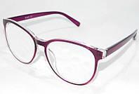 Очки для имиджа / имиджевые очки (линзы стекло)