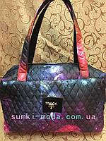 Женские сумка прада prada Принт планета стеганная Стильная/Сумка-мода только оптом