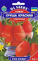 Семена томат Груша красная H=1,7-2м, плоды 60-70г