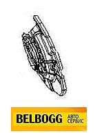Защита тормозного диска левая BYD S6, Бид С6, Бід С6