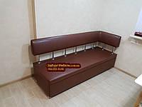 Диван для кухни Экстерн со спальным местом 190х650х870мм, фото 1