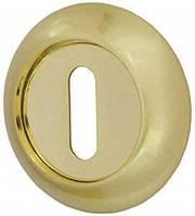 Накладка NORMAL PS-1SG/GP-4 матове золото, золото, 2шт.