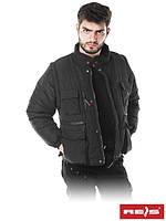 Куртка утепленная с отстёгиваемыми рукавами рабочая Reis Польша (зимняя спецодежда) CZAPLA B