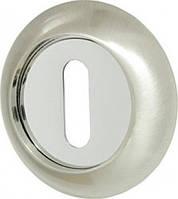 Накладка NORMAL PS-1SN/CP-3 матовий нікель/хром 2шт.