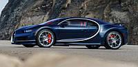 Олигархи раскупили гиперкар Bugatti Chiron на три года вперед
