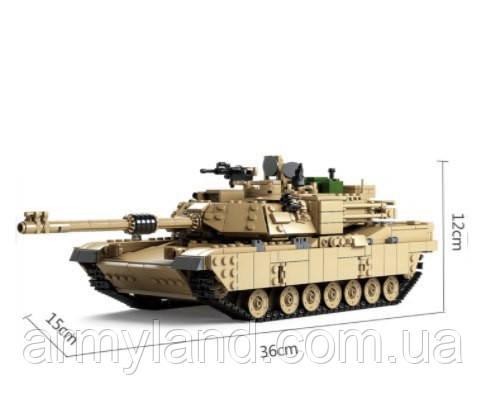 Танк Abrams M1A2!, фото 2