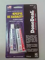 Эпокси-адгезив DoneDeal  4-мин. DD6538