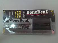 Эпокси-адгезив DoneDeal прозрачный 5-минутный серый DD6573