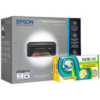 МФУ Epson Expression Home XP-215 + СНПЧ