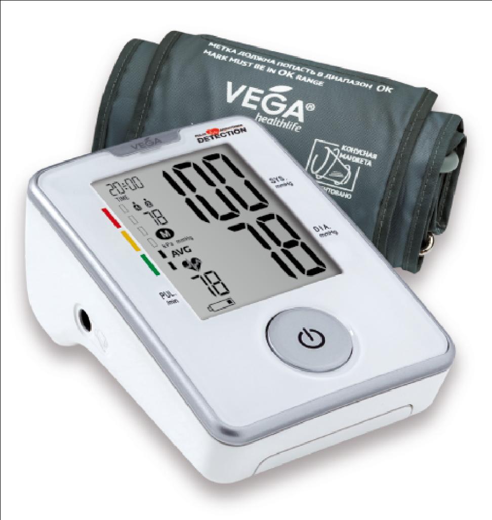 Тонометр автоматичний VEGA VA-330