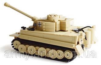 Тигр I. (PzKpfw VI Tiger I) военный конструктор, фото 3