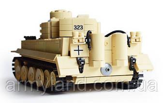 Конструктор Танк Тигр KAZI (82011), фото 3