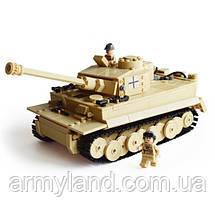 Тигр I KAZI, военный конструктор (82011), фото 3