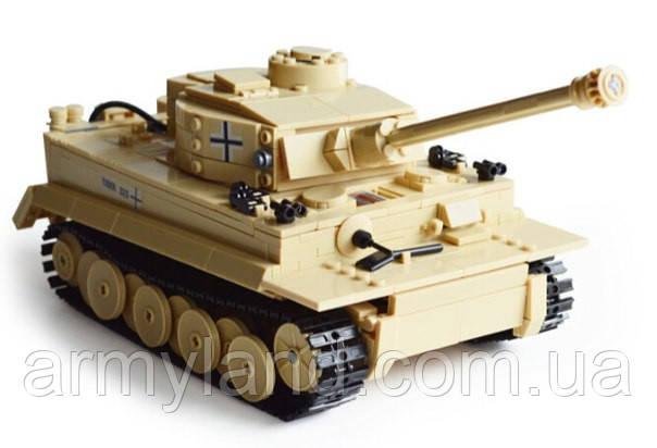 Тигр I. (PzKpfw VI Tiger I) военный конструктор, фото 2