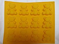 Силиконовая формочка «Барни», 31*26*1,5 см., 115/105 (цена за 1 шт. + 10 гр.), фото 1