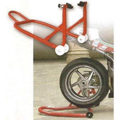 Подставка под заднее колесо мотоцикла L-образная 250 кг TORIN TRMT005, фото 2