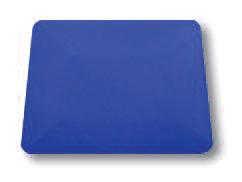 Выгонка GT 086 BLU Blue Hard Card трапеция синяя